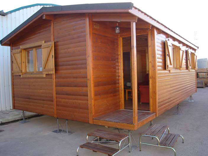 Casas modulares natura