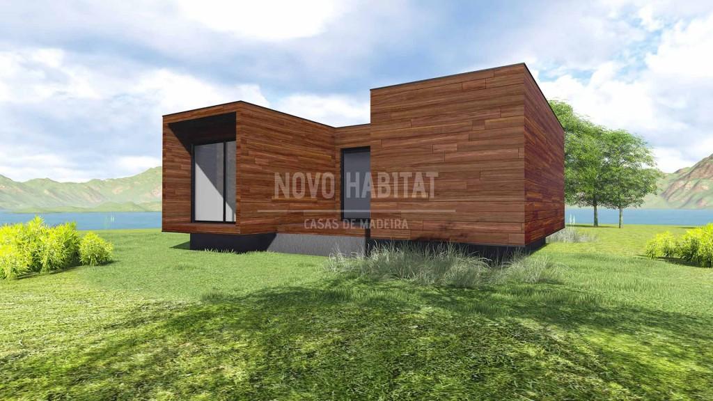 Pombal novo habitat casas de madeira e modulares sua - Casas de madera portugal ...